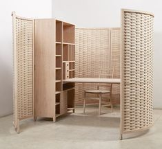 Office by Sebastian Cox for Terence Conran.