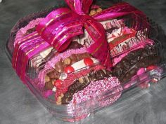 Chocolate Covered Cookies, Cakes By Nette