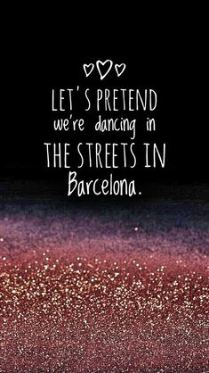 Ed Sheeran - Barcelona love love love this song!
