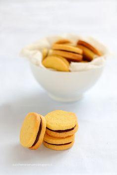 Frollini all'arancia e cioccolato fondente   Flickr - Photo Sharing!