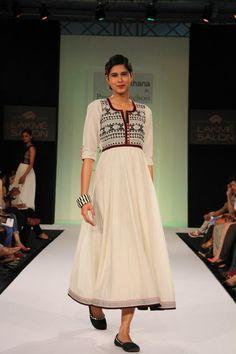 EK KARKHANA by Preeti Wanchoo at Lakme Fashion Week Summer/Resort 2013 Mumbai