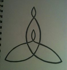 Celtic symbol for motherhood. Should try and convince my mum with this one!