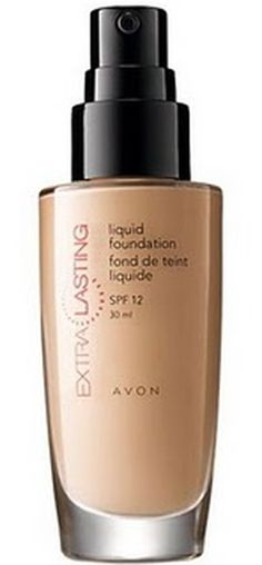 10 Must-Have Products For Sweat-Proof Makeup: Avon ExtraLasting Liquid Foundation