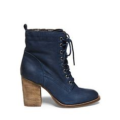 Shop the latest looks and hottest trends in women's shoes. Search our collection of fabulous footwear from Steve Madden to find your favorite exclusives. Black Lace Up Boots, Short Black Boots, Lace Up High Heels, Lace Up Ankle Boots, Black High Heels, Black Booties, Leather Ankle Boots, Heeled Boots, Bootie Boots