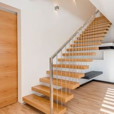 Stairs, Home Decor, Brick, Oak Tree, Floor Plans, Stairway, Decoration Home, Room Decor, Staircases