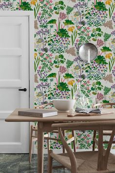 The wallpaper Rabarber - 1792 from Boråstapeter is a wallpaper with the dimensions x m. The wallpaper Rabarber - 1792 belongs to the popular wallpaper Kitchen Wallpaper, Of Wallpaper, Designer Wallpaper, Pattern Wallpaper, Wallpaper Designs, Modern Wallpaper, Scandinavian Wallpaper, Scandinavian Design, Tela