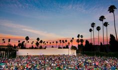 Summer is here, and that means all the outdoor movies are here, too. And here, in this calendar!