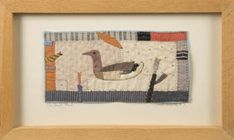 'The Duck Pond' JANET BOLTON (BRITISH, 20TH CENTURY) - Price Estimate: $300 - $500