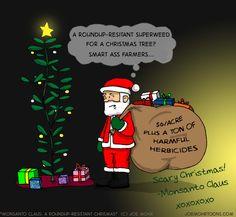 Monsanto Cartoons