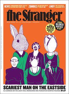 the stranger magazine