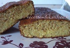 Gâteau au yaourt - Attaque, PP, PL, Conso (végétarien) - Recettes Dukan
