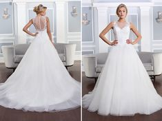 The 25 Most-Pinned Wedding Dresses Of 2014
