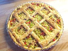 snelle prei taart Naan, Fodmap, I Foods, Apple Pie, Spice Things Up, Mexican Food Recipes, Good Food, Spices, Easy Meals