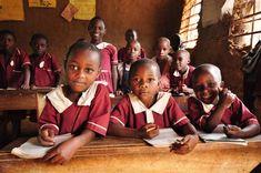 Community work in Uganda