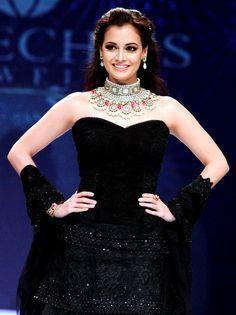 Dia Mirza #Bollywood #Fashion