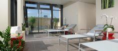 Leonardo Royal Hotel Berlin - Wellness Lounge מלון לאונרדו רויאל ברלין