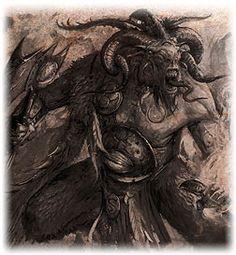 beastmen warhammer fantasy