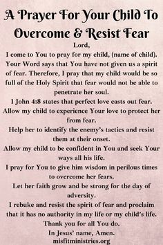 Prayers For My Daughter, Prayer For My Family, Prayer For My Children, Mom Prayers, Prayer For You, Morning Prayers, Prayers For Kids, Parents Prayer, Prayer Scriptures