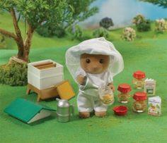 Buy Beekeeper & Beehive online, - Sylvanian Families