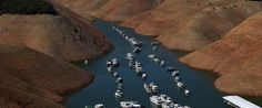 Watch California Dry Up Right Before Your Eyes In 6 Jaw-Dropping GIFs