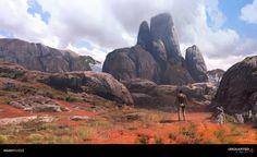 Uncharted 4 - Madagascar, Nick Gindraux on ArtStation at https://www.artstation.com/artwork/Kym1W