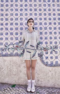 LWTO Lisboa Azulejos · Tforia
