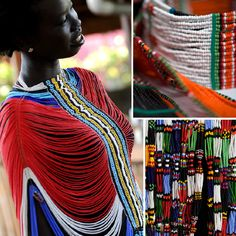 dinka corset -roots project -south sudan