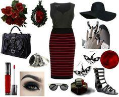 Verano gotico Spring Boots, Polyvore, How To Wear, Fashion, Summer Time, Moda, Fashion Styles, Fashion Illustrations
