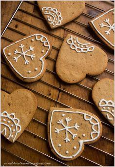 Gingerbread cookies - Biscotti di pan di zenzero
