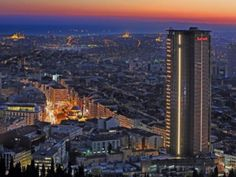 Istanbul Marriott Istanbul Hotel Sisli Turkey, Europe Stop at Marriott Istanbul Hotel Sisli to discover the wonders of Istanbul. The hotel offers guests a range of services and amenities designed to provide comfort and convenience. To be found at the hotel are free Wi-Fi in all rooms, 24-hour front desk, 24-hour room service, facilities for disabled guests, luggage storage. Each guestroom is elegantly furnished and equipped with handy amenities. The hotel's peaceful atmosphere...