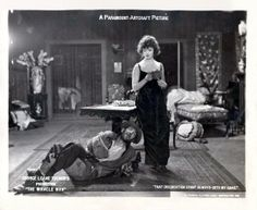 Lon Chaney and Betty Compson in The Miracle Man, 1919.