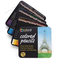 Lovely Color Pencils Michaels