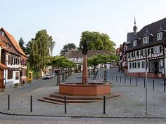 Oberursel, Germany. My home town!