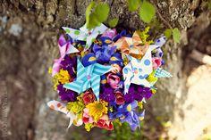 beautiful carnival bouquet