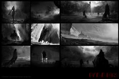 Dive into the art of freelance russian artist,Mark Kolobaev