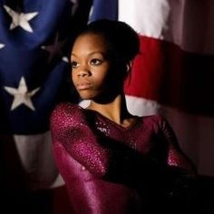 Gabrielle Douglas - For only the second time in history, the American women have scored the team Olympic gold.  Congrats ladies!