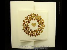 "TThe Crafty Spark: 6"" x 6"" Wonderous Wreath Card. http://www.thecraftyspark.co.uk/2015/12/6-x-6-wonderous-wreath-card.html?utm_source=feedburner&utm_medium=email&utm_campaign=Feed%3A+TheCraftySpark+%28The+Crafty+Spark%29"