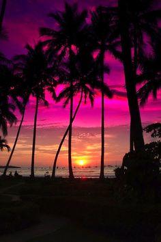 World's Snaps: Pacific Sunset Costa Rica