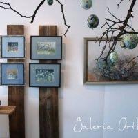 "Wystawa ""Pasją Malowane"" - Gallery ArtWilk - Artwilk Gallery Wall, Frame, Home Decor, Picture Frame, Decoration Home, Room Decor, Frames, Home Interior Design, Home Decoration"