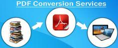 PDF Conversion services