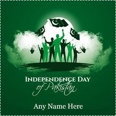 You Are Looking For Write Name On 14 August Pakistan