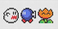 16x16 Mario Pixel Art Grid by *Hama-Girl on deviantART