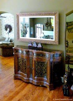 mirror tv instructions projets essayer meuble tv miroir et mobilier. Black Bedroom Furniture Sets. Home Design Ideas