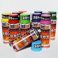 Molotow Premium Belton Popular Colors Set Of 12 Graffiti Street Art Mural  Spray Paint   The Hip Hop Collection
