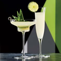 This easy #margarita is made with blanco #tequila, #Cointreau and fresh lime juice.