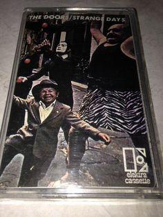 Strange Days - 1989 - Elektra 60657-4 - Turkey