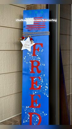 Dyi Crafts, July Crafts, Diy Craft Projects, Home Crafts, Craft Ideas, Diy Signs, Wood Signs, Sunshine Crafts, 4th Of July Decorations