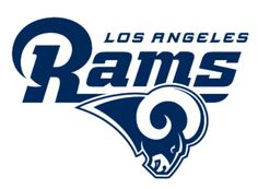 Los Angeles Rams Wordmark Logo - National Football League (NFL) - Chris Creamer's Sports Logos Page - SportsLogos. Free Logos, Logo Free, Nfl Rams, Nfl Los Angeles, Logo Template, Nfl Logo, Cute Poster, 100 Days Of School, Team Names