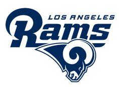 Los Angeles Rams logo (2017 - Present)