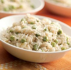 Risotto+with+Peas,+Mint+&+Lemon